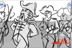 Storyboard Captain Sharky