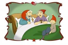 Jul paa den gamle herregaard