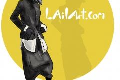 lailart-crow