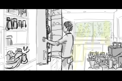 Lidl Commercial Storyboard/Fiction Film