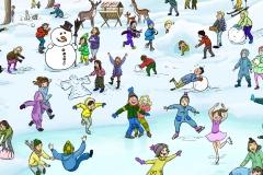 snow-peace